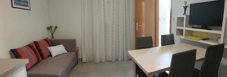 Ferienwohnung im Ort Bol (Bra?), Kapazität 4+ Ferienwohnung  Insel Brac