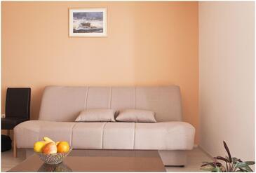 Kali, Obývací pokoj v ubytování typu apartment, WiFi.
