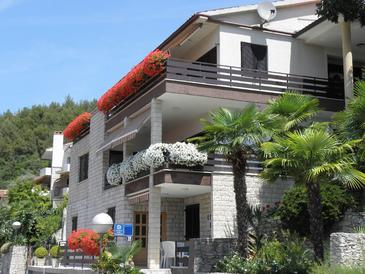 Rabac, Labin, Property 13151 - Apartments with pebble beach.