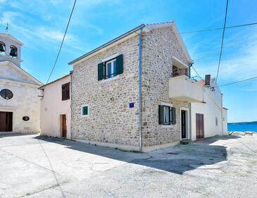 Bibinje, Zadar, Объект 13157 - Дом для отдыха вблизи моря с галечным пляжем.