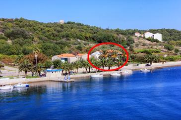 Vis, Vis, Property 13169 - Apartments near sea with pebble beach.