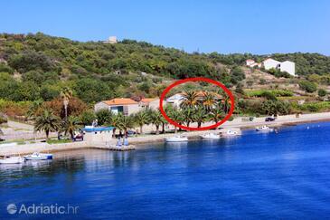 Vis, Vis, Объект 13169 - Апартаменты вблизи моря с галечным пляжем.