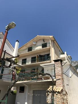 Gradac, Makarska, Property 13179 - Apartments and Rooms near sea with pebble beach.