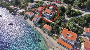Gršćica, Korčula, Obiekt 132 - Apartamenty przy morzu.