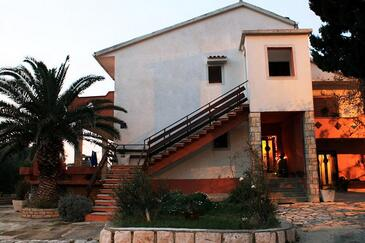 Novalja, Pag, Property 13200 - Apartments with pebble beach.