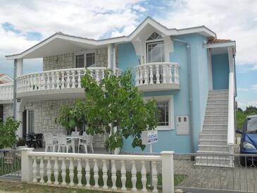 Zaton, Zadar, Objekt 13213 - Ubytování s oblázkovou pláží.