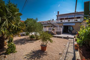 Malinska, Krk, Property 13219 - Apartments with pebble beach.