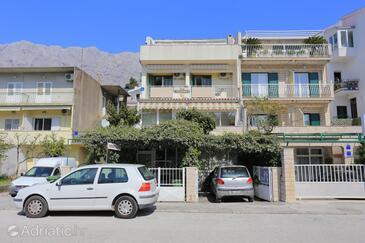 Makarska, Makarska, Объект 13222 - Апартаменты вблизи моря с галечным пляжем.