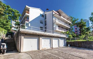 Opatija - Volosko, Opatija, Property 13300 - Apartments with pebble beach.