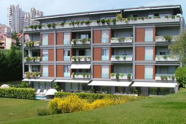 Split, Split, Objekt 13303 - Apartmani sa šljunčanom plažom.
