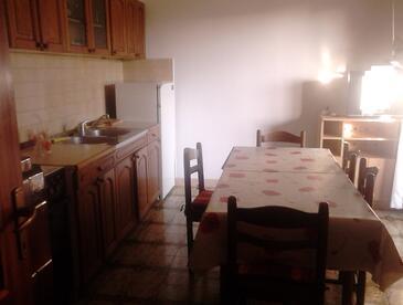 Zadar - Diklo, Jídelna v ubytování typu apartment, domácí mazlíčci povoleni a WiFi.