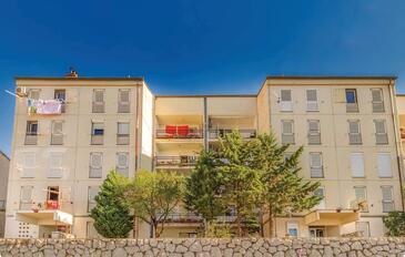 Senj, Senj, Property 13334 - Apartments with pebble beach.