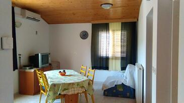 Rukavac, Sufragerie în unitate de cazare tip apartment, aer condiționat disponibil şi WiFi.
