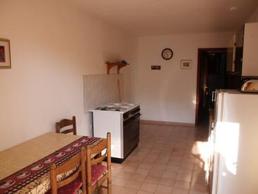 Brna - Vinačac, Jídelna v ubytování typu apartment, domácí mazlíčci povoleni a WiFi.