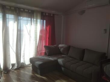 Brodarica, Гостиная в размещении типа apartment, WiFi.