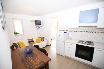 Bol, Obývací pokoj v ubytování typu apartment, s klimatizací, domácí mazlíčci povoleni a WiFi.