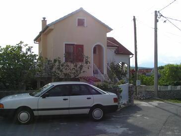 Jadranovo, Crikvenica, Objekt 13417 - Apartmani u Hrvatskoj.