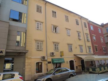 Rijeka, Rijeka, Property 13420 - Apartments with pebble beach.
