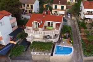 Casa lângă mare cu piscină Okrug Donji, Ciovo - 13428