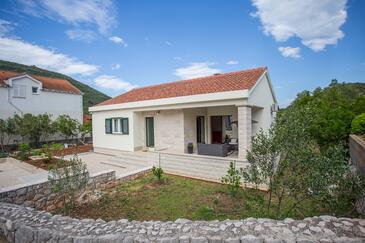 Mali Ston, Pelješac, Property 13443 - Vacation Rentals near sea with pebble beach.