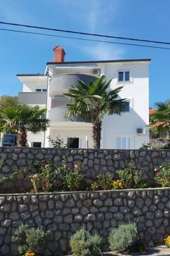 Kastav, Opatija, Objekt 13457 - Apartmani sa šljunčanom plažom.