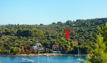 Gradina, Korčula, Objekt 13486 - Ubytování v blízkosti moře.