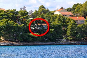Lumbarda, Korčula, Объект 135 - Апартаменты вблизи моря.