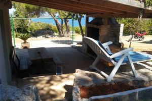 Secluded house with a parking space Cove Borova bay - Borova (Hvar) - 13526