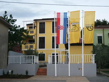 Punat, Krk, Property 13538 - Apartments by the sea.