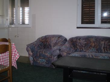 Bol, Гостиная в размещении типа apartment, доступный кондиционер, Домашние животные допускаются и WiFi.