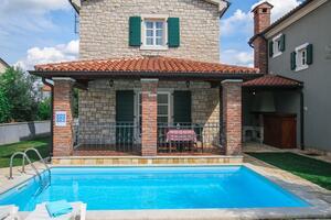 Luxusní vila s bazénem Buići (Poreč) - 13543