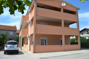Zadar, Zadar, Property 13550 - Apartments with pebble beach.