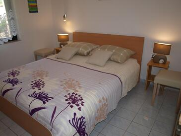 Krk, Bedroom in the room, (pet friendly) and WiFi.
