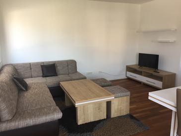 Split, Living room in the apartment, WIFI.