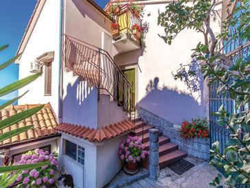 Kastav, Opatija, Property 13568 - Apartments with pebble beach.