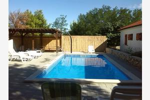 Family friendly apartments with a swimming pool Vir - Lozice, Vir - 13569