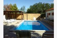 Family friendly apartments with a swimming pool Вир - Vir - 13569