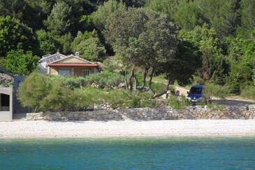 Smokvina, Hvar, Objekt 13608 - Ubytovanie blízko mora s kamienkovou plážou.