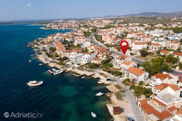 Brodarica, Šibenik, Objekt 13615 - Ubytování v blízkosti moře.