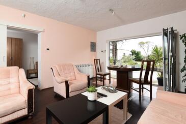Kastav, Obývací pokoj v ubytování typu apartment, WiFi.