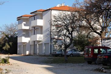 Rogoznica, Rogoznica, Объект 13684 - Апартаменты с галечным пляжем.