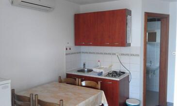 Ražanac, Kuhinja v nastanitvi vrste apartment, WiFi.