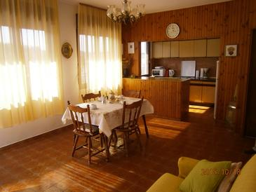 Kalebova Luka, Dining room in the apartment, WiFi.