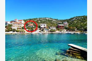 Apartments by the sea Cove Kalebova Luka, Rogoznica - 13712