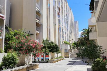 Split, Split, Objekt 13723 - Apartmani sa šljunčanom plažom.