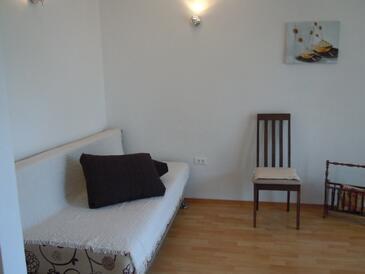Sveta Nedilja, Living room in the apartment, (pet friendly) and WiFi.