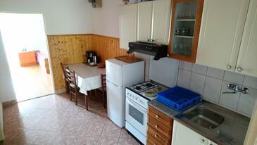 Biograd na Moru, Kuchyně v ubytování typu apartment, domácí mazlíčci povoleni a WiFi.