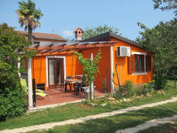 Barići, Umag, Property 13795 - Vacation Rentals with rocky beach.