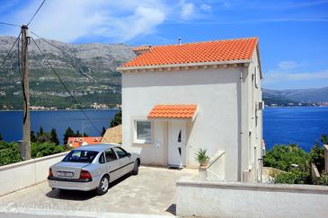 Korčula, Korčula, Объект 138 - Апартаменты в Хорватии.