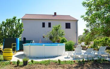 Poljica, Zadar, Objekt 13838 - Ubytování s písčitou pláží.